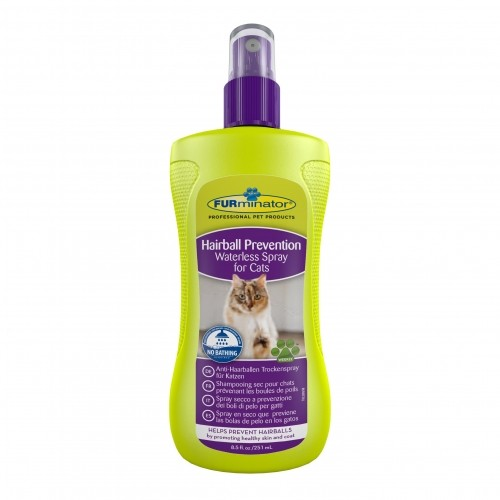 Shampooing et toilettage - Shampooing sec Hairball Prevention pour chats