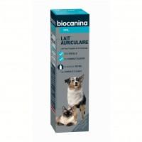 Soins des oreilles - Lait auriculaire Biocanina