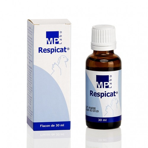 Solution pour inhalations - Respicat MP Labo