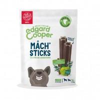 Friandises pour chien - Friandises MACH'STICKS Dental - Pomme/Eucalyptus Edgard & Cooper