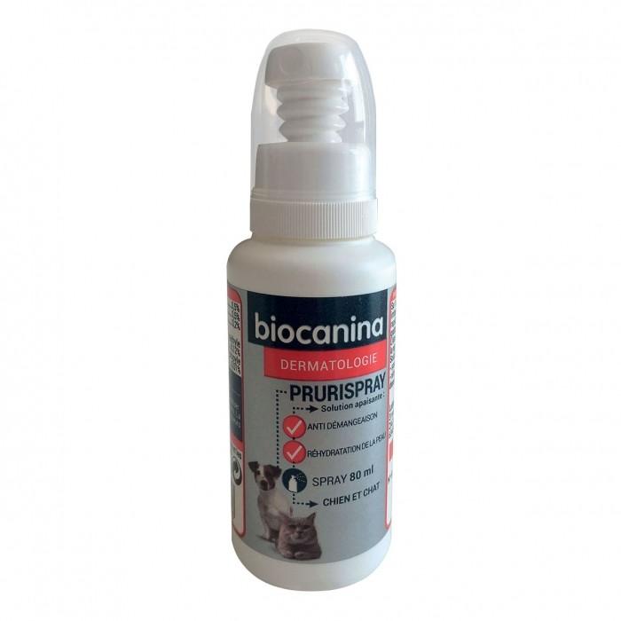 Soin et hygiène du chien - Prurispray anti-démangeaisons pour chiens