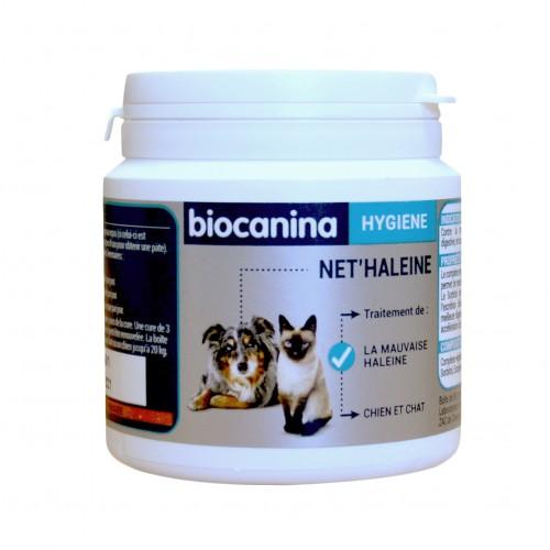 Soin et hygiène du chien - Poudre appétente Net'Haleine pour chiens