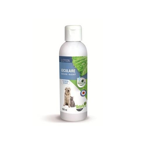 Soin et hygiène du chat - Lotion Oculaire Sauge / Bleuet pour chats