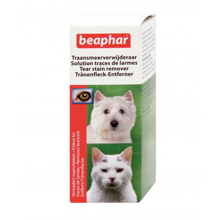 Solution traces de larmes soin des yeux beaphar wanimo - Solution radicale contre les souris ...