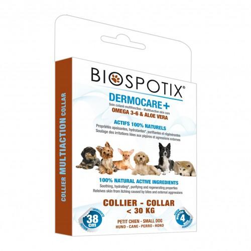 Soin et hygiène du chien - Collier Dermocare + pour chiens