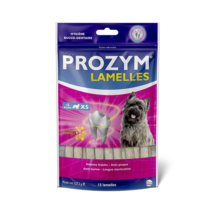 Soin et hygiène du chien - Prozym lamelles à mâcher pour chiens
