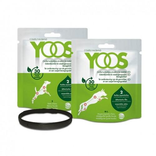 Soin et hygiène du chien - Collier Yoos pour le confort articulaire pour chiens