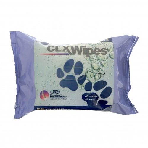 Hygiène de la peau - CLX Wipes - Lingettes nettoyantes humides ICF