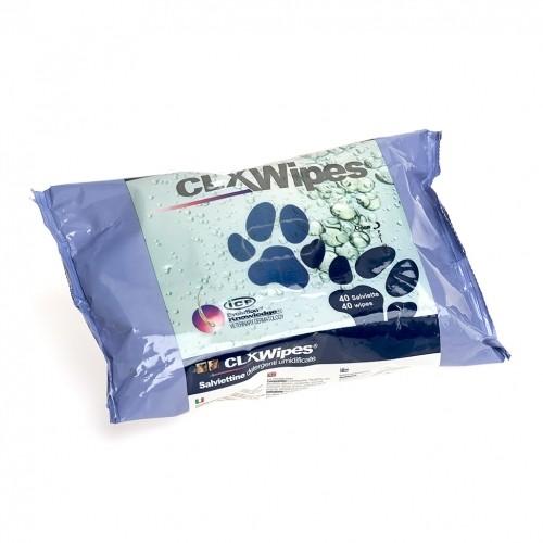 Soin et hygiène du chien - CLX Wipes - Lingettes nettoyantes humides pour chiens