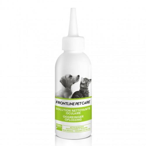 Soin et hygiène du chat - Solution Nettoyante Oculaire  pour chats