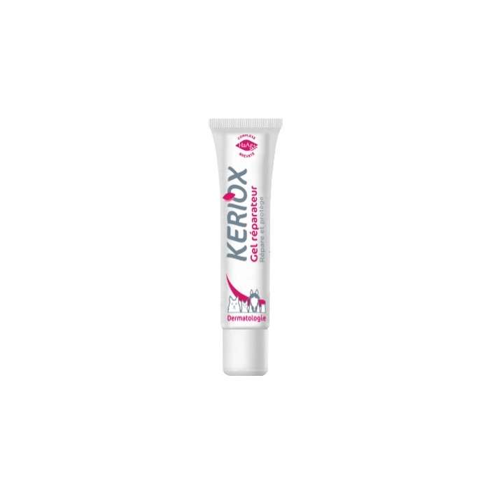 Hygiène et soin du rongeur - KERIOX® Gel Réparateur pour rongeurs