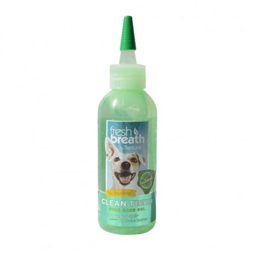 Soin et hygiène du chien - Gel nettoyant bucco-dentaire pour chiens