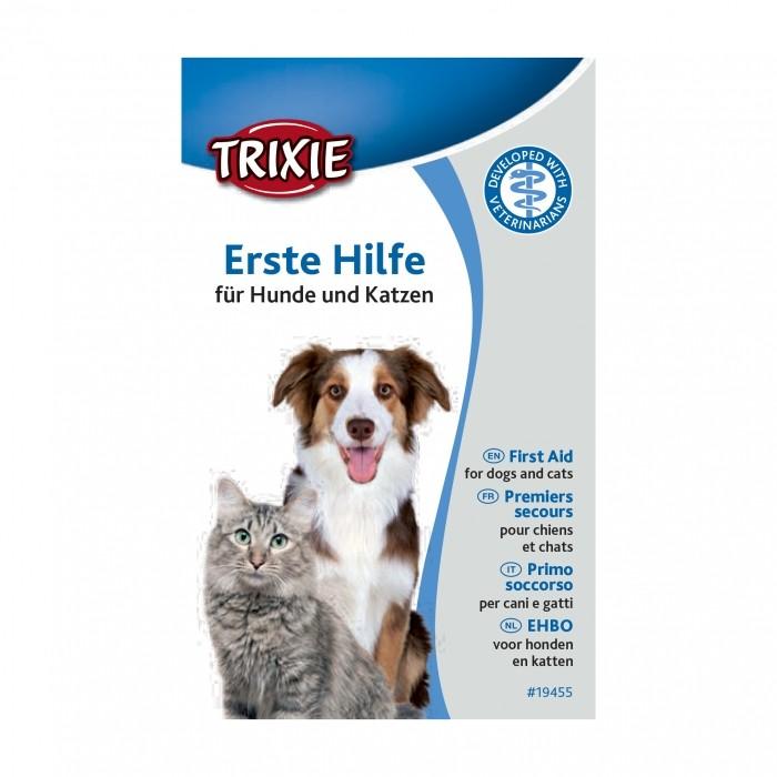 Soin et hygiène du chat - Set premiers soins Premium pour chats