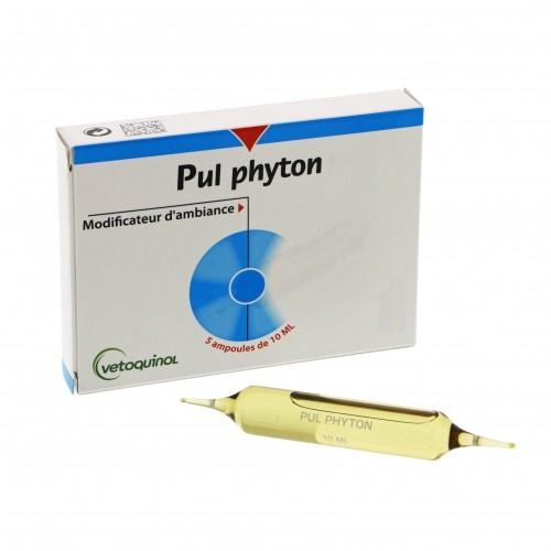 Soin et hygiène du chien - Pul Phyton pour chiens
