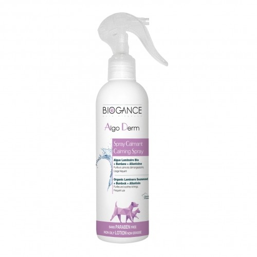 Sélection Made in France - Spray Algo Derm pour chiens