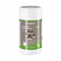 Hygiène de la peau - Lingettes nettoyantes à l'aloe vera Beaphar