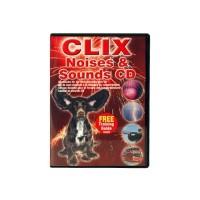 Comportement et éducation - CD de Sons pour thérapie comportementale Clix Company of Animals