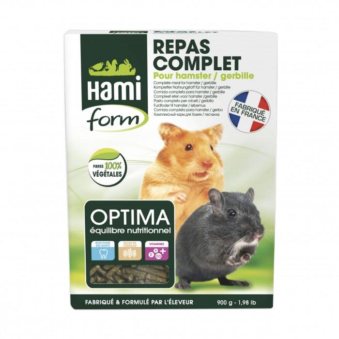 Aliment pour rongeur - Optima Hamster, Gerbille pour rongeurs