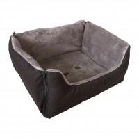Panier et tapis pour chien et chat - Divan Sweet Home 2 en 1 Muzo