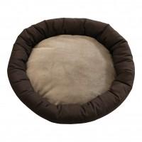 Panier pour chat et petit chien - Panier Donut Mink