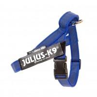 Harnais pour chien - Harnais IDC Belt Color & Gray Bleu Julius-K9