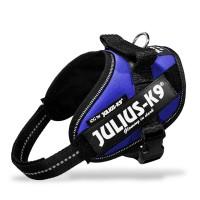 Harnais pour chien - Harnais IDC Power Bleu Julius K9