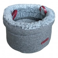 Panier pour chat - Couffin rond So Chic Muzo