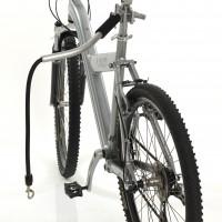 Accessoire de vélo pour chien - Attache pour vélo Cycleash Pet Ego