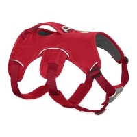 Sports Canins - Harnais Web Master - Rouge