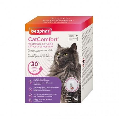 Stress, comportement chat - Diffuseur CatComfort® pour chats