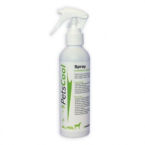 Sélection Made in France - Spray PetsCool pour rongeurs