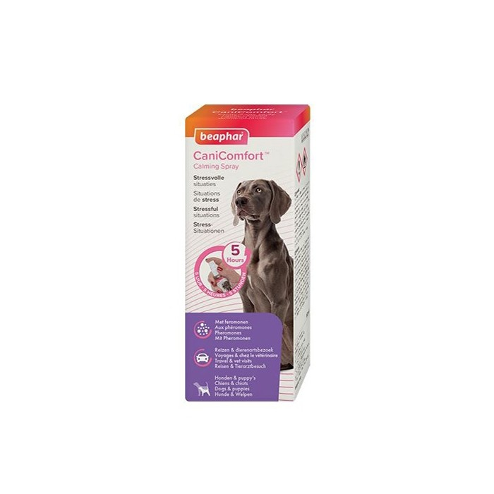 Stress, comportement chien - Spray CaniComfort® pour chiens