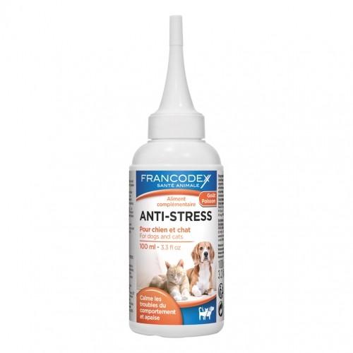 Stress, comportement chien - Gouttes anti-stress pour chiens