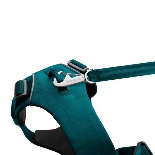 Collier, laisse et harnais - Harnais Front Range - Vert pour chiens