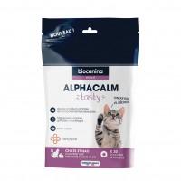 Complément pour chien et chat - Alphacalm Tasty  Biocanina