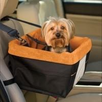 Accessoires auto pour chien - Panier de voiture Skybox Booster Kurgo