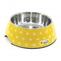 Gamelle pour chien - Gamelle Yellow Be One Breed