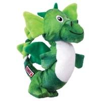 Jouet pour chien - Peluche sifflante Dragon Knots KONG