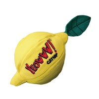 Peluche pour chat - Peluche Citron Yeowww