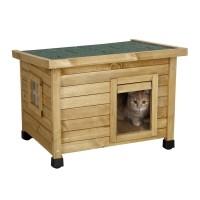Niche / Maison pour chat - Maison Rustica Kerbl