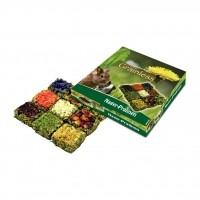 Friandise pour rongeur - Carrés aux herbes JR Farm