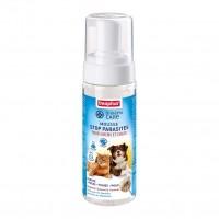 Antiparasitaire pour chien et chat - Mousse DiméthiCARE Stop Parasites Beaphar