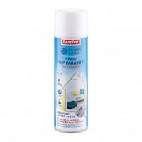 Spray / Aérosol pour habitat - Spray DiméthiCARE Stop Parasites Beaphar
