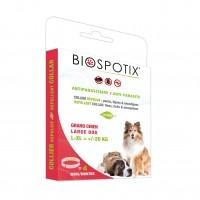 Anti-tiques, puces et moustiques - Collier antiparasitaire Biospotix