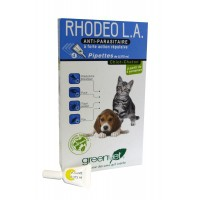 Tiques,  puces & vers - Rhodeo L.A. chiot et chaton