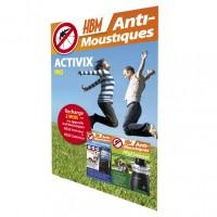 Appareil de capture anti-moustiques intérieur - Appareil de capture anti-moustique You Get IN Boréale HPM