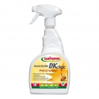 Tiques, puces & vers - Insecticide DK+