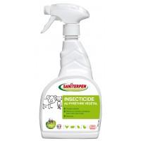 Antiparasitaire pour l'habitat - Insecticide en spray Saniterpen