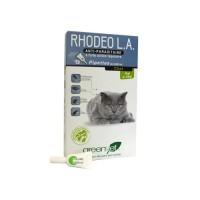 Anti-puces et tiques  - Rhodeo L.A. chat Greenvet