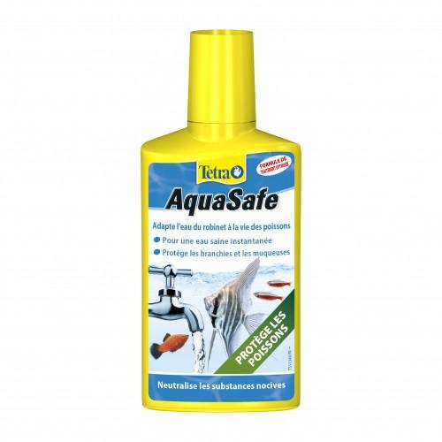 Traitement et entretien - Tetra Aqua Safe pour poissons